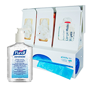Nursing Supplies - Gloves, Wipes, Aprons and infection control