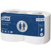 Soft Toilet Rolls - 200 sheets per roll