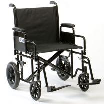 Attendant/Transit Bariatric Wheelchair