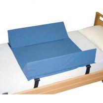Bed Side Wedges With Draw Sheet (Blue) - Pair