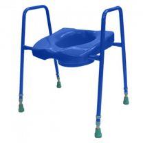 Blue Toilet Aid