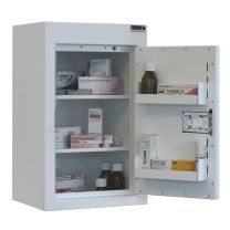 Controlled Drugs Cabinet (with 2 shelves, 2 door trays)
