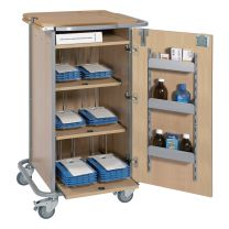 Monitored Dosage System (MDS) Trolley - DT1MDS6