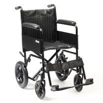 Wheelchair Transit Solid Tyres 45cm 115kg(18St)