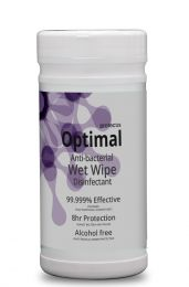 Optimal Multi-Surface Bio Disinfectant Wipes - 200 Pack