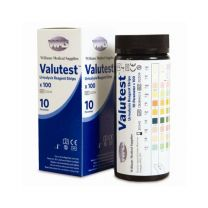 Valutest 10 Urinalysis Reagent Strips