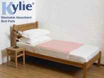 Kylie Bed Protection - Pink Bed Pad 3 Litres