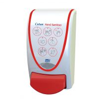 Cutan Dispenser Red Sanitising 1 Ltr