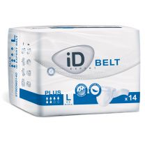 iD expert belt LARGE PLUS - 14 PACK