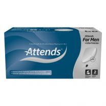 Attends for Men, Level 2 - 16 Pack