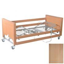 Primacare Pisces Bed with integral side rails OAK