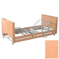 Primacare Pisces Low Bed with Integral Side Rails BEECH