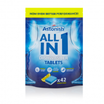 All in 1 Dishwasher Tablets