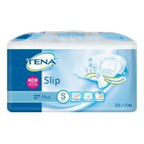 Tena Slip Plus ( Textile Back ) - Small - Pack 30