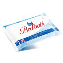 Bed Bath Wipes - Pack 10