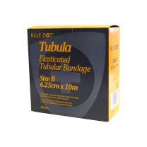 Elasticated Tubular Support Bandage - 10 metre roll x 6.25cm