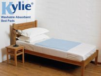Kylie Bed Protection - Blue Bed Pad 3 Litres